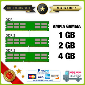 Memoria-RAM-DDR-DDR2-DDR3-PC-DESKTOP-SERVER-MAC-PC2-1Gb-2Gb-4Gb-8Gb-16Gb