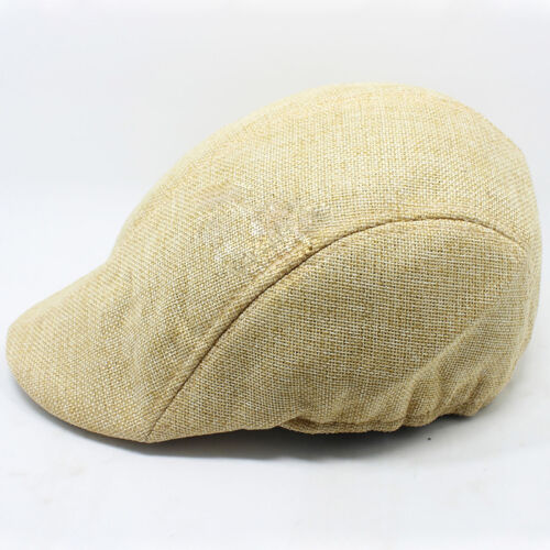 Schirmmütze Flatcap Herrenmütze Winterkappe Schiebermütze