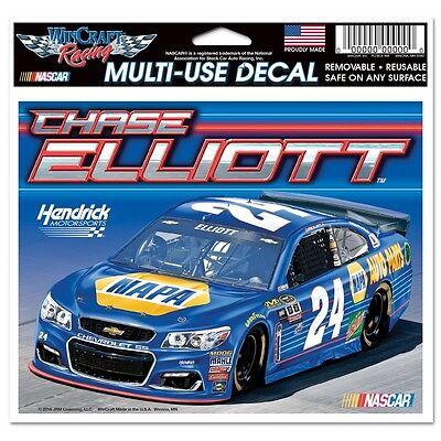na WinCraft NASCAR Hendrick Motorsports Chase Elliott NASCAR Chase Elliott #9 5.5 x 7.75 Multi Use 3 Fan Pack Multi