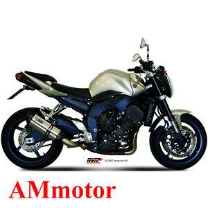 Mivv-Yamaha-Fz1-Fz1-Fazer-2007-07-Escape-Moto-Silenciador-Suono