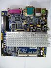 Embedded PC motherboard 1200MHz CPU + 1Gb LOW POWER Mini-ITX VIA CN700 DVI DDR2