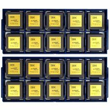 IBM 6x86mx pr200 CPU/Cyrix 6x86 MX Design-fantastiche Retrò CPU con Goldcap