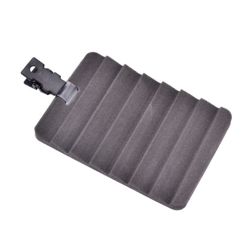 RIPPLE FOAM FLY DRYING PATCH CLIP ON NEW FLY FISHING FLYYING ACCESSORIES GY