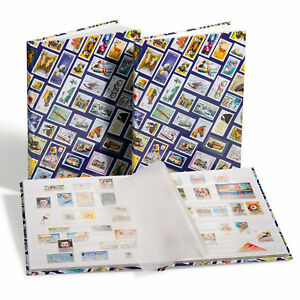 Stockbook DIN A4 Stamp Album White Album Pages LIGHTHOUSE 339105 Stamp Collectio