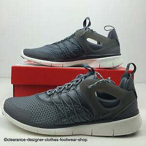 check out 4350a e7ce7 Details about NIKE FREE VIRITOUS TRAINERS WOMENS NEW GREY RUNNING FREE RUN  SHOE UK 5.5 RRP £90