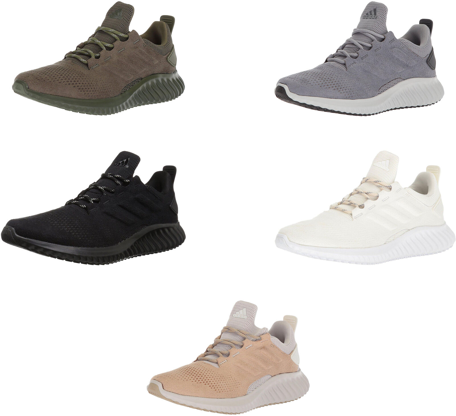 Adidas Performance Men's Alphabounce CR Running shoes, 5 colors