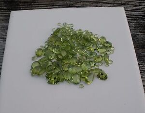 Peridot-Natural-Gem-Mix-Loose-Faceted-Parcel-Lot-over-100-carats