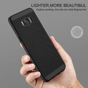 Luxury-Ultra-Thin-Slim-PC-Mesh-Hard-Back-Case-Cover-For-Samsung-Galaxy-S7-S8-A5