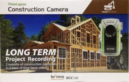 Brinno Construction Time lapse Camera Kit BCC100