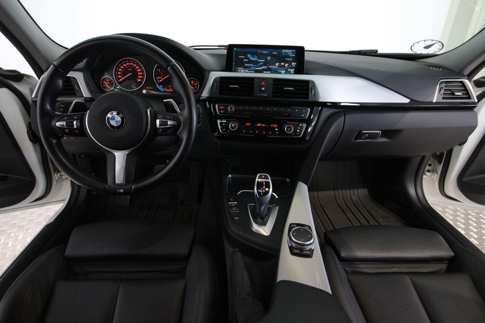 BMW 330d Touring aut.