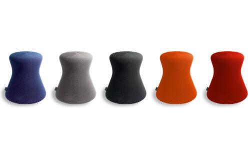 Löffler Fungo Sitzhocker Bürohocker Hocker Farbe n WahlSitzsack ergonomisch