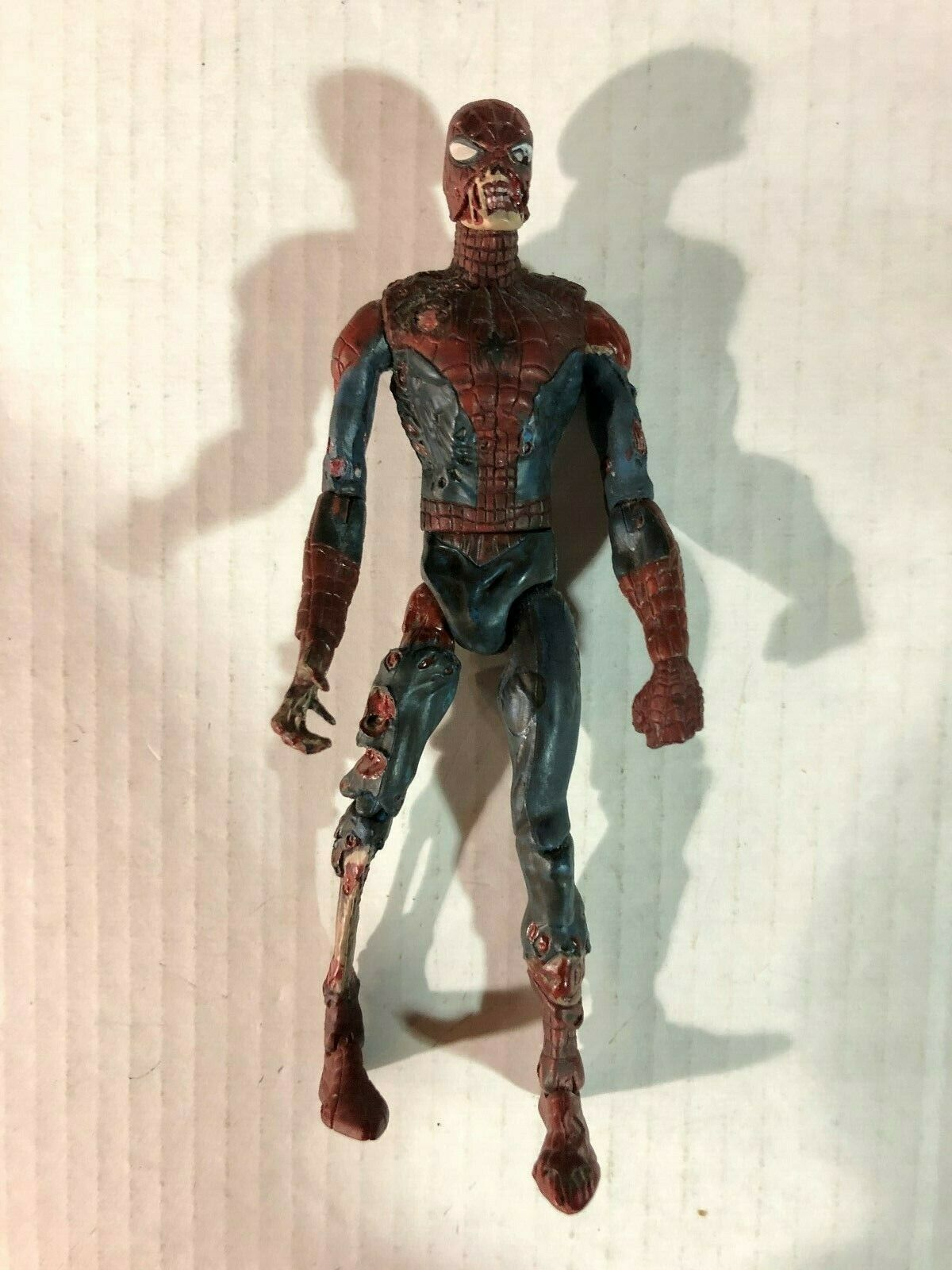 Marvel Select 7  Zombie Spider-Man Figure Diamond
