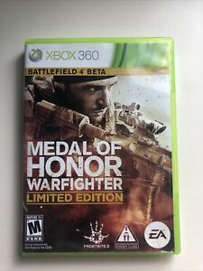 Medal-of-Honor-Warfighter-Limited-Edition-Microsoft-Xbox-360-2012-VERY-GOOD