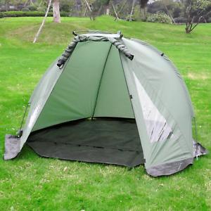 Carp-Fishing-Bivvy-Day-Tent-Shelter-1-2-Man-Lightweight-Waterproof-Pukkr