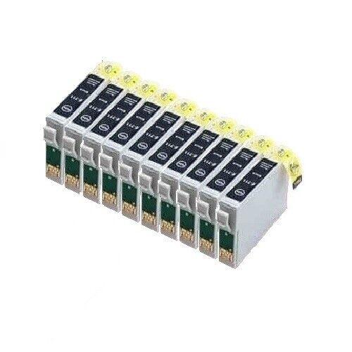 10x NERO PER EPSON s22 sx130 sx235w sx435w sx440w bx305fw sx125 sx420w sx425w