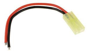 RC-Female-Tamiya-Mini-Battery-Connector-18awg-10cm-Wire