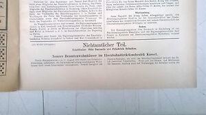 Periodika & Kataloge 1900-1918 Eisenbahnbrücke Duisburg üBerlegene Materialien 1909 91 N Eisenbahndirektion Kassel Beamtenwohnhäuser