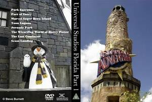 Universal-Studios-Orlando-Part-1-Islands-of-Adventure-DVD-or-Blu-Ray-NEW