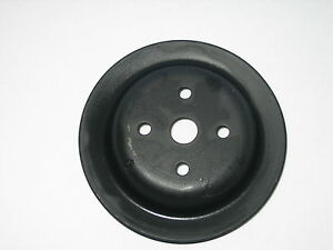 Corvette-Water-Pump-Pulley-Single-Groove-GM-NOS-14023158-1979-1982