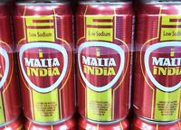 Malta India Puerto Rico Refresco Cold Malt Soft Drink Cervezabeverage Recepi12oo