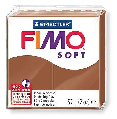 Fimo Soft Modelliermasse 57 g verschiedene Farben Knete