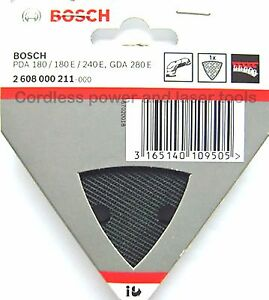 Bosch-Delta-Sanding-Pad-Backing-Plate-for-PDA-180-240-E-GDA-280-E-2608000211