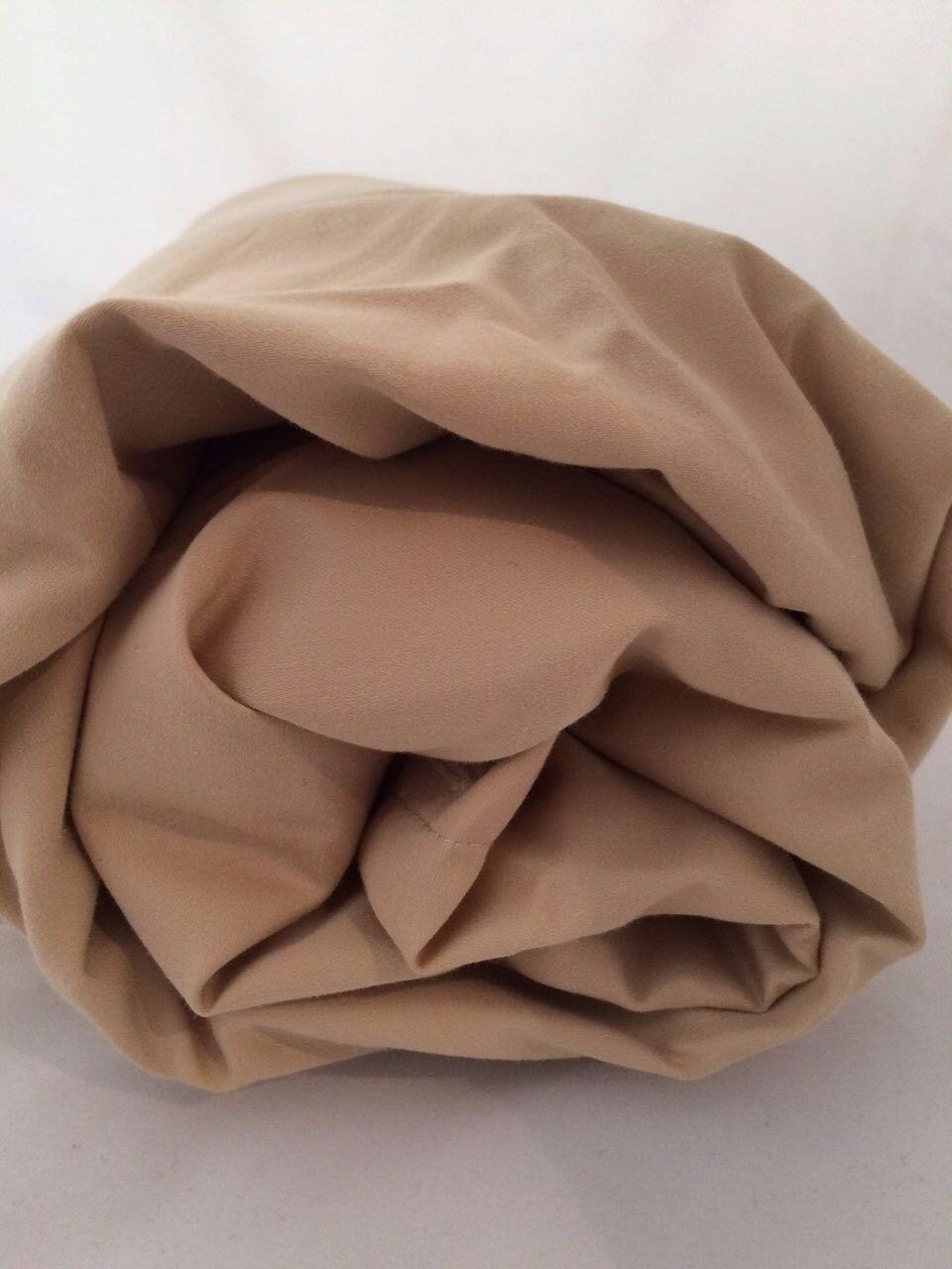 Pebble König Duvet Comforter Startseite 450TC Wrinkle Free Company Store FL Beige Sand