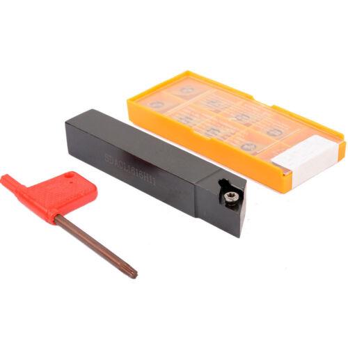 SDACL1616H11 HOLDER CNC lathe tool hole lathe 10pcs DCMT11T304 Carbide insert