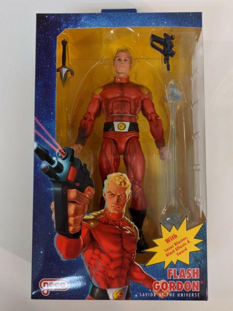 NECA Defenders of The Earth 02 Flash Gordon Savior Walmart Action Figure