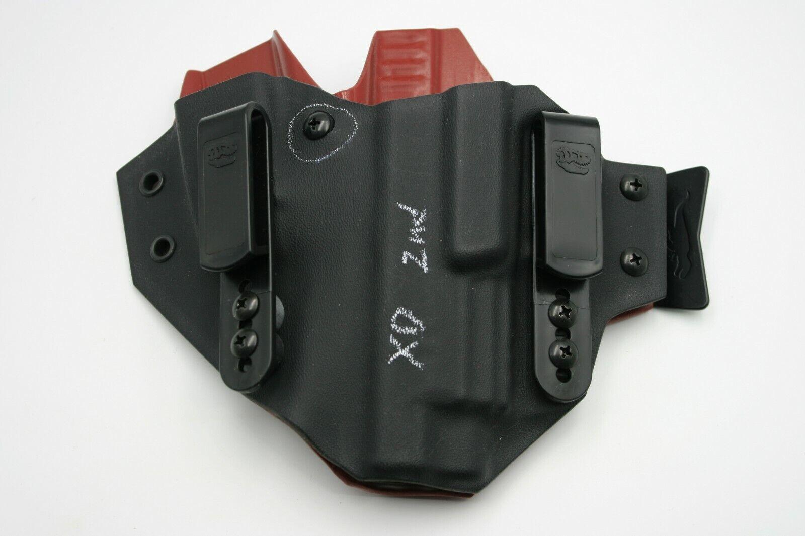 T. Rex Arms XDM Sidecar apéndice plataforma (2nd) funda Kydek-Izquierda