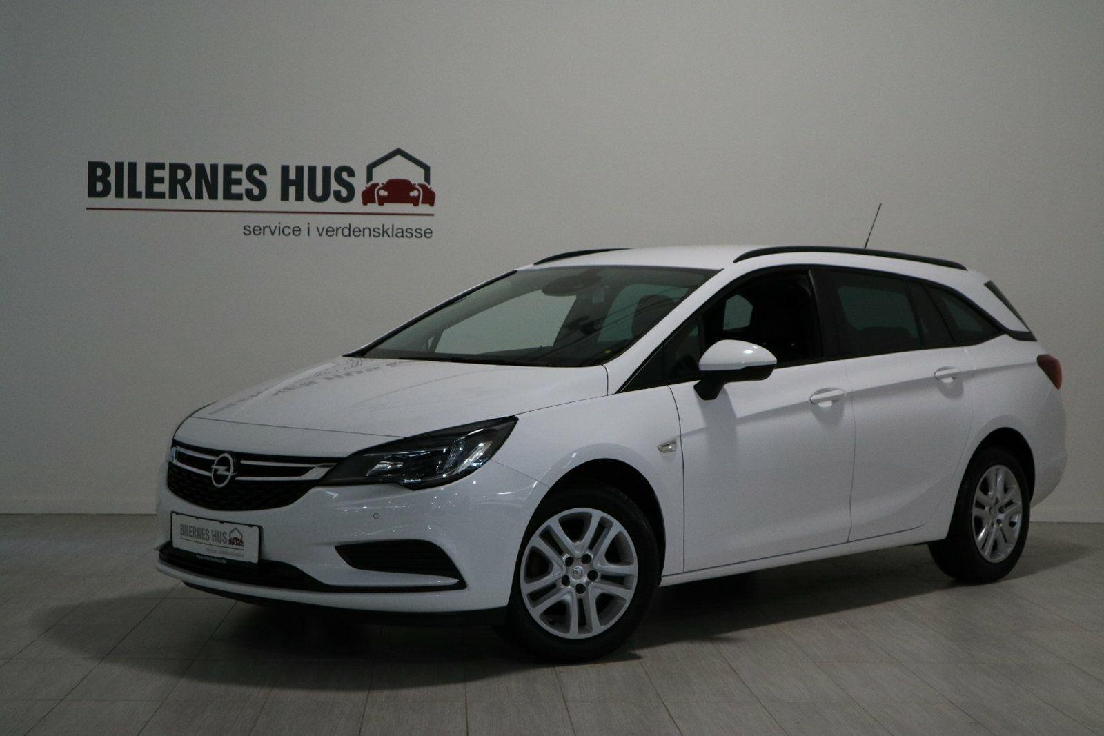 Opel Astra Billede 1