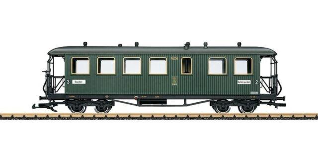 LGB 31355 Personenwagen 2./3. Klasse, Epoche I, Spur G