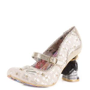 Bénies - Chaussures À Lacets Pour Femmes / Beige I Love Shoes aSxpN