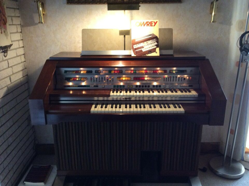 Elorgel, Contempo 80 LOWEREY