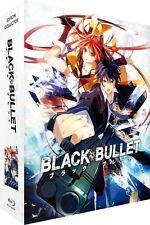 ★ Black Bullet ★ Intégrale - Edition Collector Limitée [Blu-ray] + DVD