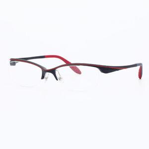 c58f968234 Image is loading Sporty-Men-Womens-Eyeglasses-Frame-Optical-Myopia-Glasses-