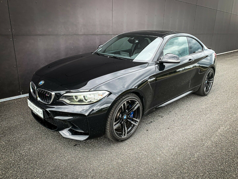 BMW M2 3,0 Coupé aut. 2d