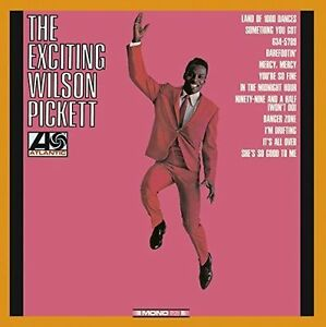 NEW-CD-Album-Wilson-Pickett-The-Exciting-Mini-LP-Style-Card-Case