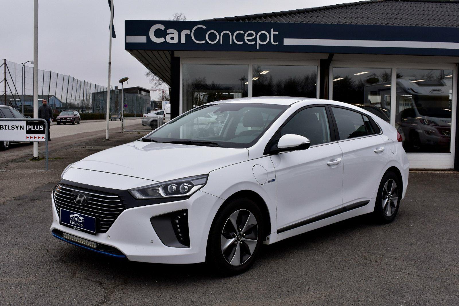 Pris 224 900 Alt Om Hyundai Ioniq