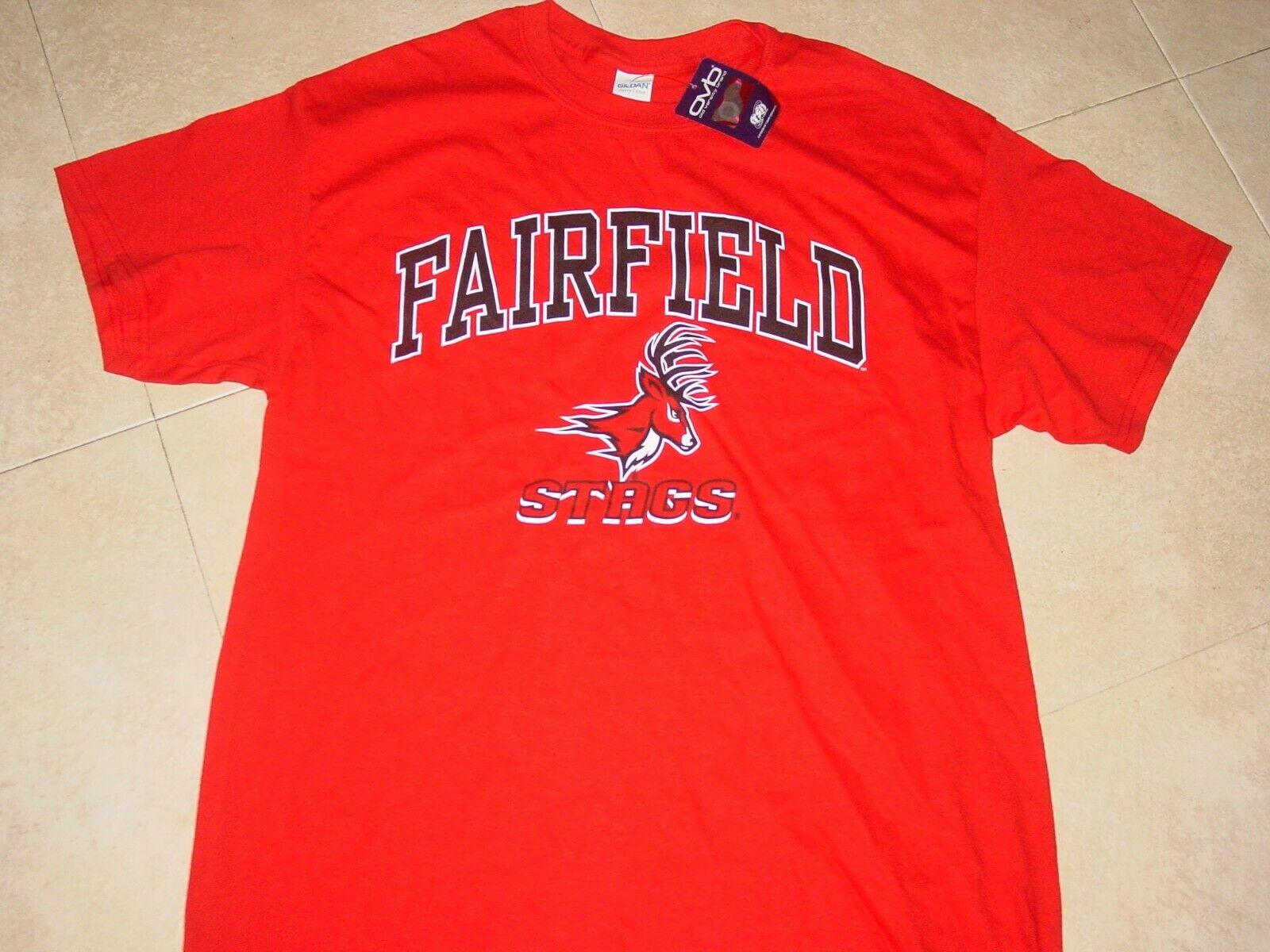 NCAA Fairfield Stags T-Shirt V1