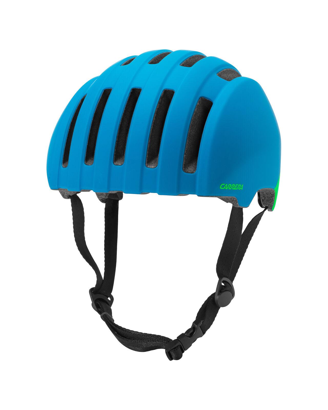 Carrera Casco per Bicicletta Precinct Blau Pianura Pianura Pianura Lavabili Imbottitura Interna 282ba5