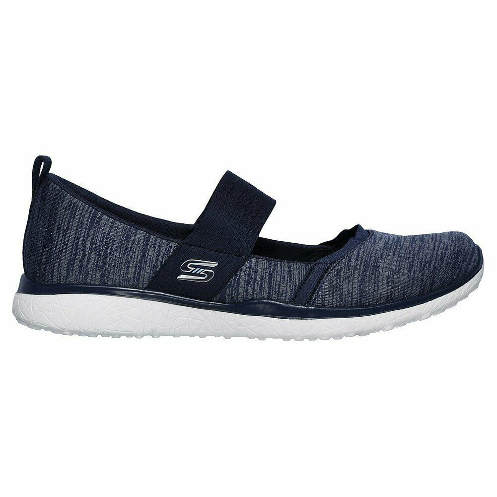 Skechers Microburst Tender Soul  shoes bluee Women