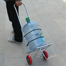 New Light Folding Hand Truck Utility Dolly Portable Trolley Hand Shopping Cart