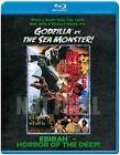 Ebirah Horror of The Deep (godzilla 0814131018243 Blu-ray Region a