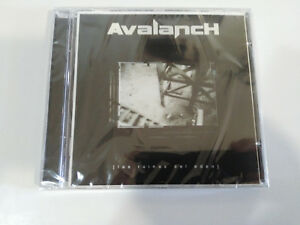 AVALANCH-LAS-RUINAS-DEL-EDEN-EL-DIABLO-RECORDS-HEAVY-CD-NEW-SEALED-NUEVO