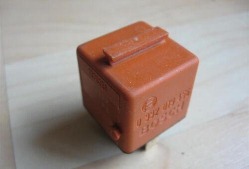 BMW Bosch Relay 4-prong 1378238 0332014456 Orange #R15B