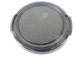 Used-46mm-Lens-Front-Cap-Black-snap-on-type-plastic