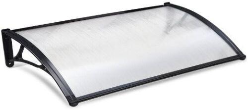 offerta speciale Pensilina Tettoia Tettoia Tettoia Coprente Modulare in policarbonato e ABS Pensiline cmL100xP 80  incentivi promozionali