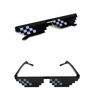 Image is loading 1x-Cool-Thug-Life-Glasses-Unisex-Mosaic-8-