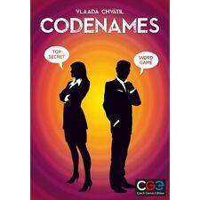 CODICE Board Game-Nuovo di zecca!